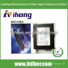 Fibra óptica de un solo modo FBT Splitter 430 ~ 850nm calidad de gama alta