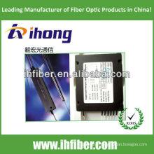 Fibre optique monophasé FBT Splitter 430 ~ 850nm haute qualité