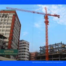 Qtz-Turmkran exportiert nach Bangladesch von Tavol, China