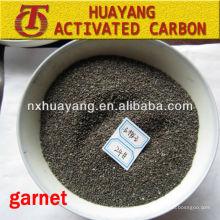 46 grit garnet sand/green garnet price for abrasive