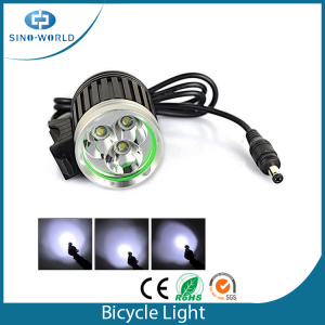 most powerful Rechargeable bicycle light