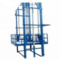 Chain Guide Rail Hydraulic Lifting Platform