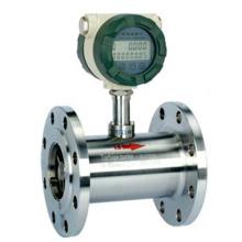 Débitmètre de turbine intelligent, débitmètre d'écoulement Fuil débitmètre