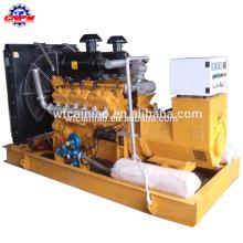 четырехтактный водоохлаждаемый 6-цилиндровый генератор 200kw природного газа 12V138DT