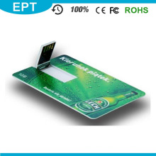 Cheap Card Shape Pen Drive for Promotion