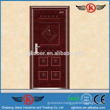 JK-F9010 high-end timber wood fireproof door