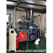 Machine de fraisage de PVC de machine de moulin à poudre de PVC