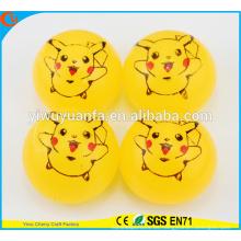 Bola caliente vendedora caliente de Pikachu Splat de la alta calidad