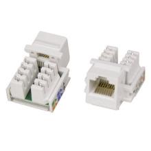 Ethernet shield Copper 8 broches 3M CAT6 CAT5e FTP Keystone Jack VOL-OCK6-U8 avec volet
