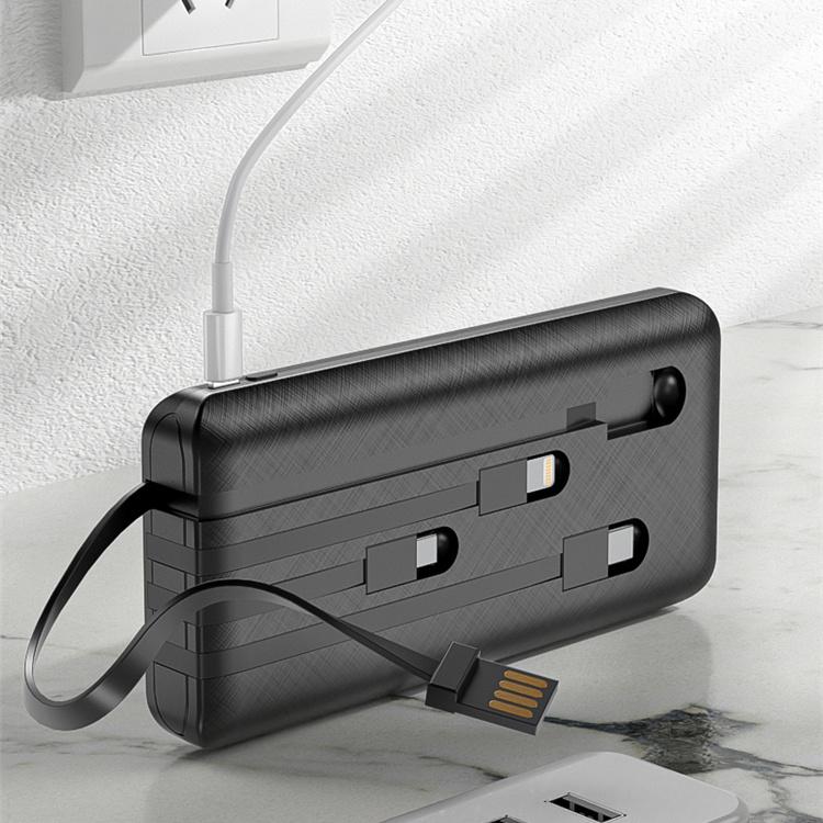 Wireless portable power bank