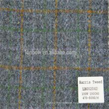 Para a compreensão da cultura do vestuário mais profundo Harris tweed