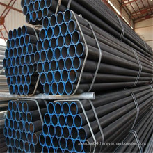 Good Quality Round Black Annealed Steel Pipe