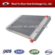 Сконструированный радиатор / теплообменник для генератора