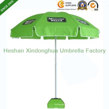 48 Zoll Sonnenschirm mit individuellen Logos für die Werbung (BU-0048W)