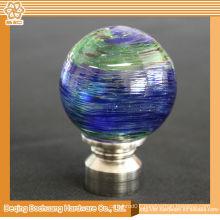 8/10/13/16/19/22/25/28mm Crystal Glass Decorative Window Cheap Curtain Finials