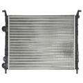 23mm radiator cooling fan for fia-t