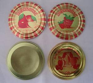 Automatic Sko Cap production line/Glass jar tin lid making machine