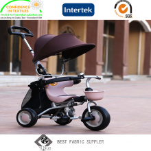 Anti UV 100% Polyester Oxford 600d Fabric for Baby Stroller with Polyurethane Coating