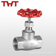 stainless steel 316 harga 1 2 globe valve