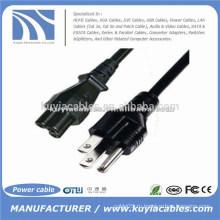 ГОРЯЧИЙ ПРОДАВАТЬ 3pin США OEM компьютер Power CORD кабель