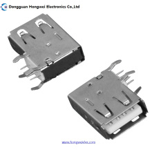 a Type Female Edge Grip 4 Pin USB 2.0 Connector
