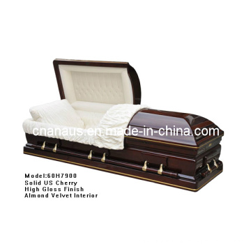 Cercueil en bois (ANA) pour les funérailles de produit