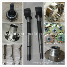Produtos de forjamento de aço personalizados OEM para mecânico