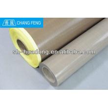 Tela de ptfe de pano de fibra de vidro de isolamento