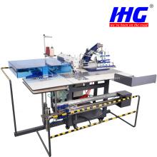 Полноавтоматическая швейная машина с облицовкой карманов