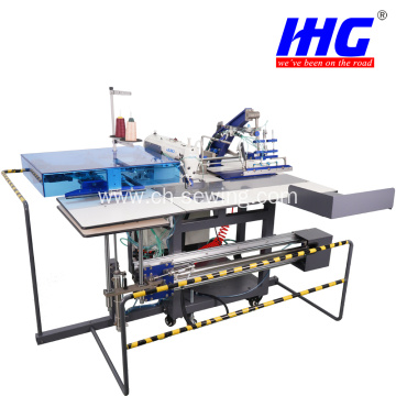 IH19A-DT800MS Full Automatic Pocket Facing Machine