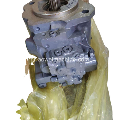 WA420 WA420-3 Wheel Loader hydraulic Pump 424-62-H4120 424-62-H4110