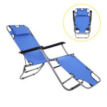 2018 projeto relaxar dobrável cadeira de jardim portátil camping ao ar livre de metal dobrável cadeira de salão