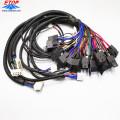Chicotes de fios do relé para bateria automatizada
