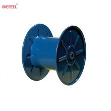 steel spool bobbin for wire production