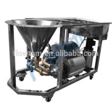 Équipement de mélange de liquide en poudre en acier inoxydable haute efficacité WPL (peut être personnalisé)