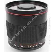 500mm f6.3 lentes espejo