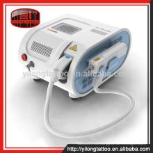 Victoria permanente del retiro del tatuaje del laser