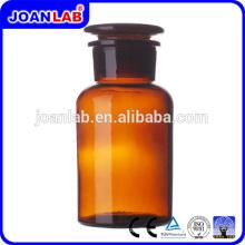 Джоан лаборатории высокого качества янтарного стекла реагент бутылка Производство