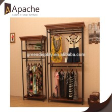 High-grade Clothing rack, Antique Clothing rack, Metal Clothing rack for 2015