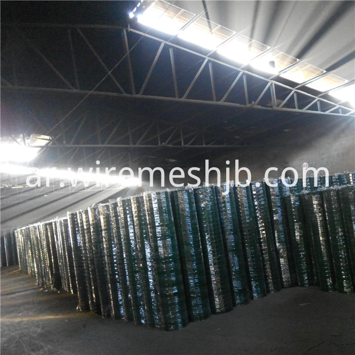 Welded Wire Euro Fence