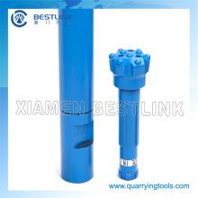 Presión de aire media de BR3 abajo el martillo de perforación