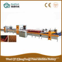 Hot melt glue laminating machine/hot glue rolling machine