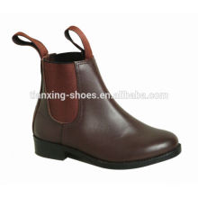 Riding Sided Elastic Boots