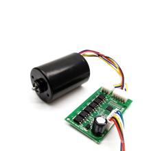 6v brushless dc motor 30w ball bearing bldc motor TEC3650