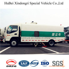 JAC Euro4 Vacuum Sweeper Truck with New Design