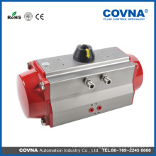 aluminum pneumatic rotary valve actuator