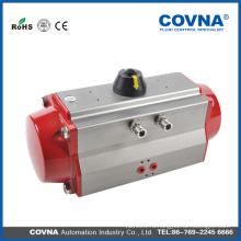 Алюминиевый пневматический привод поворотного клапана