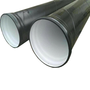 Epoxy Coated Plastic Coated Spiral Pipe berdiameter besar