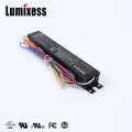 UL verified No flicker multi-channel 40w 110mA china led driver for T5 linear lamp