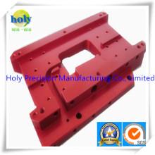 Präzision maschinell bearbeitende Gewohnheit maschinell bearbeitete Teile CNC mit Aluminium, Messing, Bronze